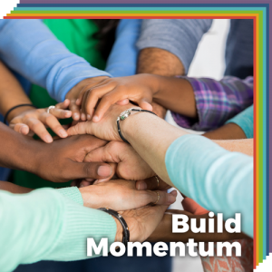 Build Momentum (icon)