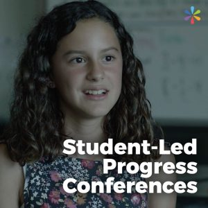 Student-Led Progress Conferences (icon)