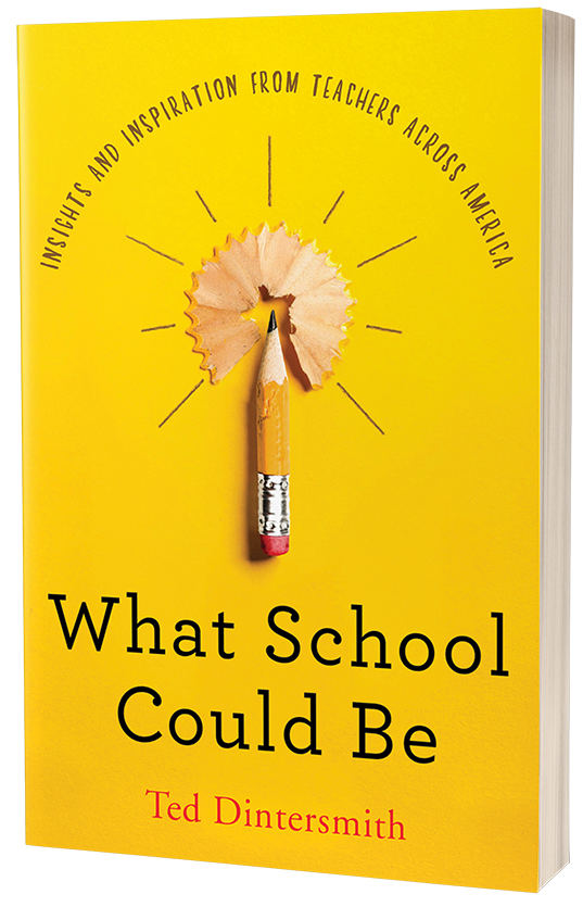 What School Could Be Book Cover