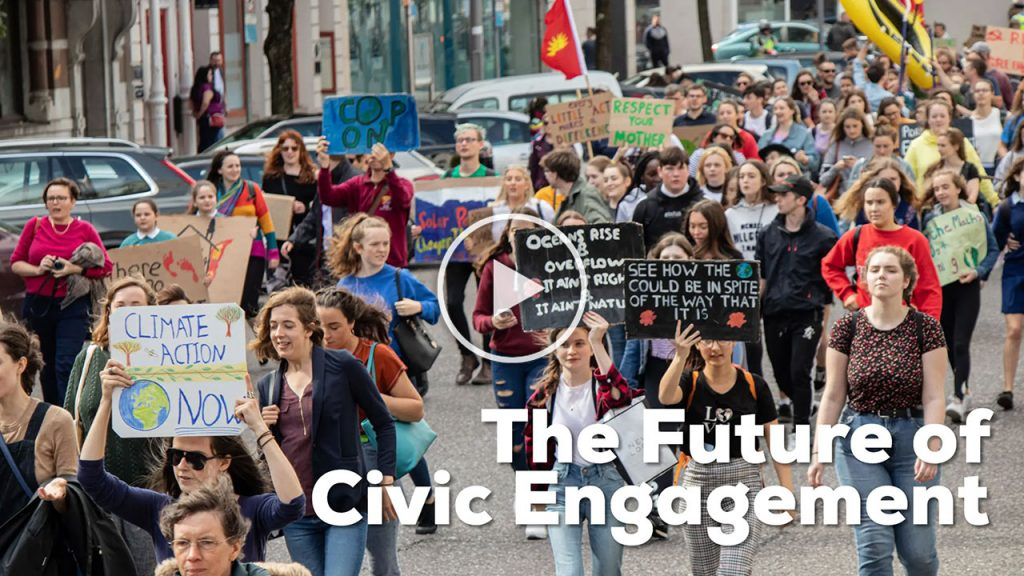 The Future of Civic Engagement