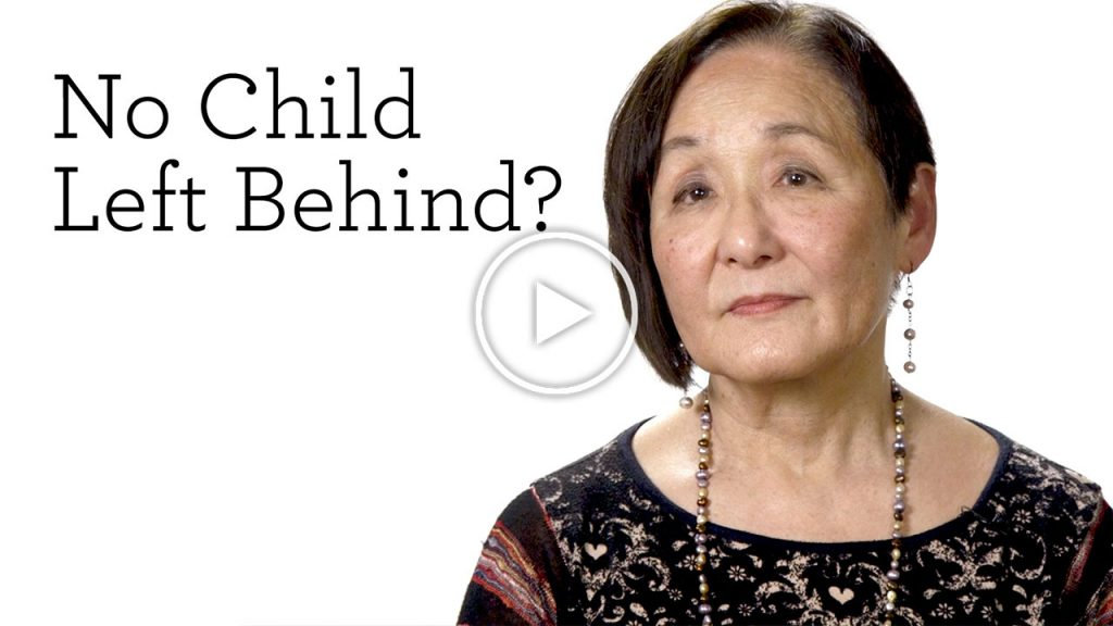 No Child Left Behind? (Thumb)