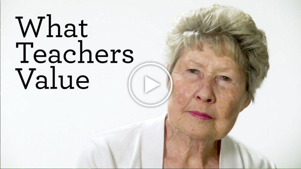 What Teachers Value (Thumb)