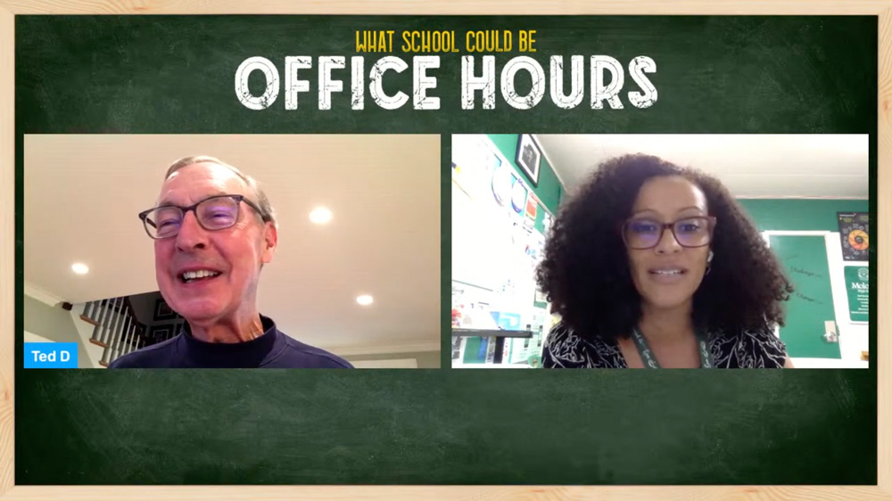 Office Hours with Dr. Katina Soares