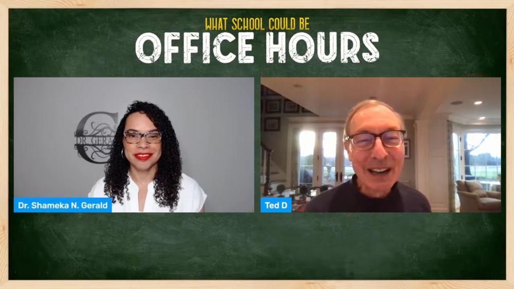 Office Hours with Dr. Shameka Gerald